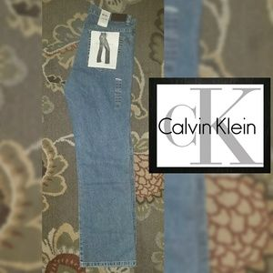 NEW W/TAG Mom Jeans High Rise Calvin Klein vintage